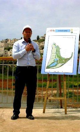 פארק 'עמק הצבאים' נחנך בירושלים. עונג אמיתי !
