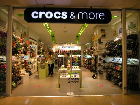 CROCS & MORE - השלם הגדול מסך חלקיו