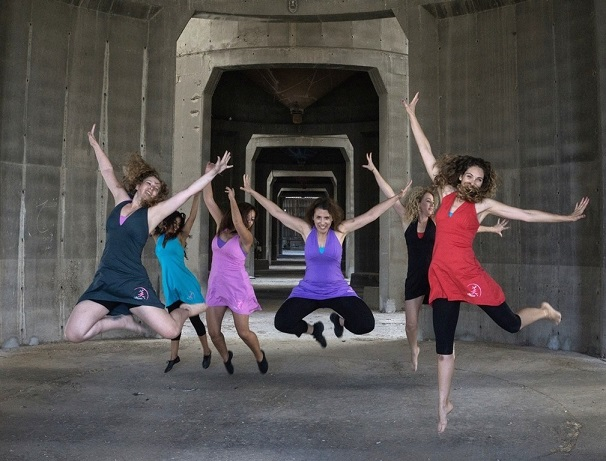 LifeDance - בשורה לעולם ה- Fitness עם שירה רובינס