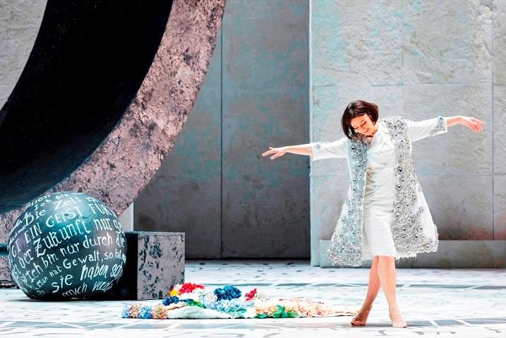 פאוסט באופרה הישראלית, עפ