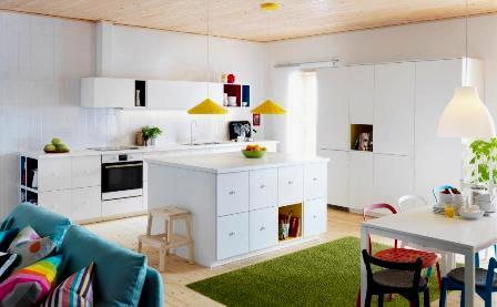 איקאה השיקה את מערכת המטבחים החדשה METOD