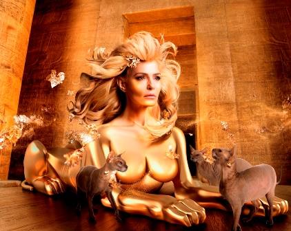 LIES - שקרים - תערוכה יפיפייה לאמן הפוטו שופ, שיין הורוביץ