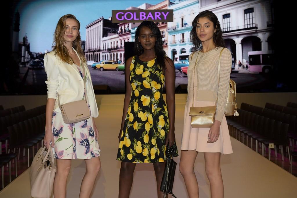 קולקצייה מרהיבה לאביב - קיץ 2017 של GOLBARY