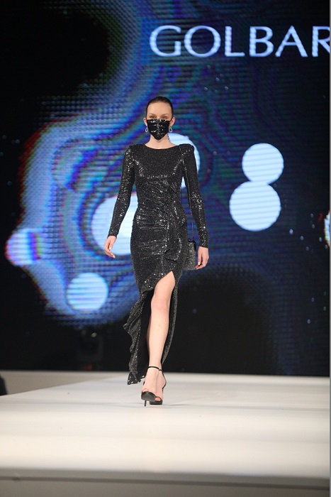 גולברי הרשימה בתצוגת אופנה לקולקציית אביב-קיץ 2020