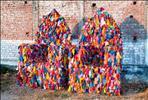 צפיפות החומר: אמנות עכשווית מהודו