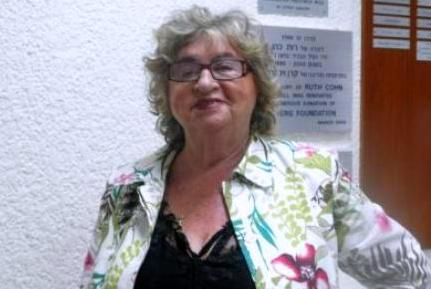 רבקה גיל-אור : אשת חינוך ומינהל בנשמה!