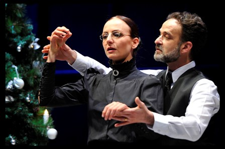 פרס התיאטרון הישראלי לשנת 2012 מציג את מועמדיו