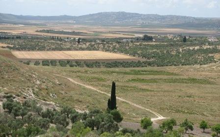 שבים לעמק דותן - סיור ושיח לוחמים