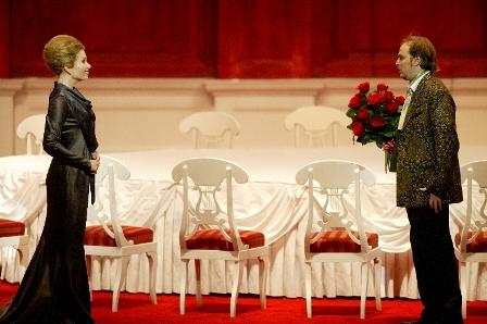 יבגני אונייגין של הבולשוי, באופרה הישראלית