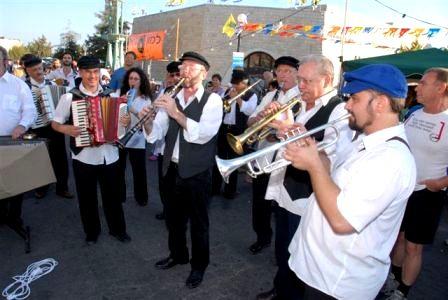 פסטיבל הכליזמרים חוזר לצפת זו השנה ה- 26