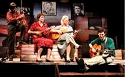 Woody Sez - המחזמר המצליח על חייו של וודי גאת'רי, מגיע לישראל