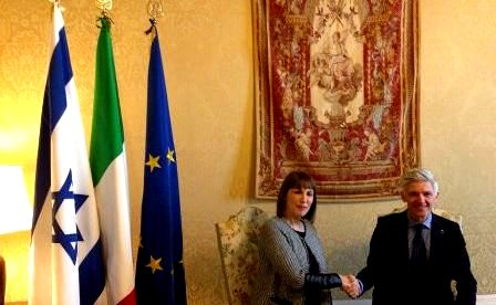 נחתם הסכם קופרודוקציה חדש בתחום הקולנוע בין ישראל ואיטליה