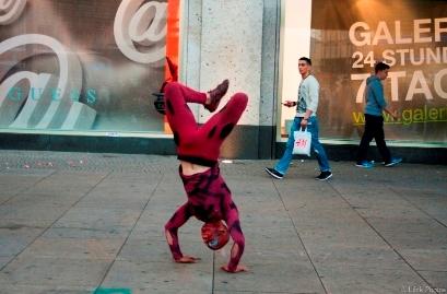 קליפה אדומה בפסטיבל בינלאומי ובין-עירוני לתיאטרון מתקדם