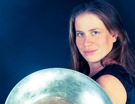 Tuba in The City- אביטל הנדלר בקונצרט חגיגי