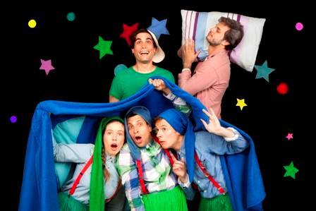 הפסטיבל חיפה הבינלאומי ה-24 להצגות ילדים בחוה