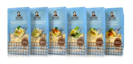 חברת ''פסטה נונה'' משיקה סידרה חדשה של מוצרי רביולי וניוקי