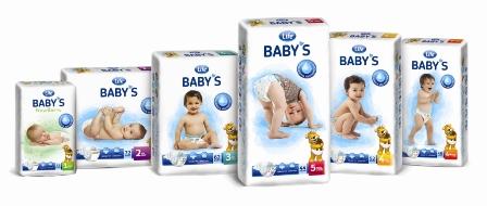Life Baby's - סופר פארם משנה את שוק החיתולים בישראל