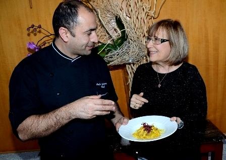 הילטון תל-אביב משתף פעולה עם התזונאית, אולגה רז