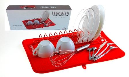 Handish פטנט ייחודי לייבוש כלים