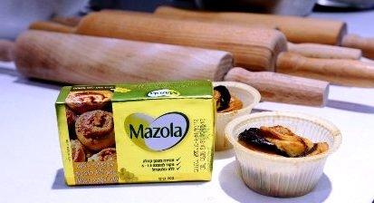 מזולה - האלטרנטיבה הבריאה והטעימה לחמאה ומרגרינה