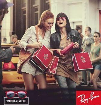 רייבאן משיק את קמפיין הפרסום לקיץ 2014 תחת הקונספט: NEVER HIDE WHAT YOU'RE MADE OF