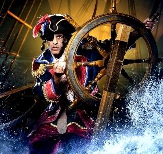 'קפטן צין ומשקפת הזמן' - הצגת ילדים עם מוסר השכל