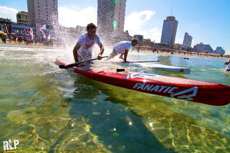 TLV OPEN SUP RACE 2014 - ������ �� ���� ������ �-SUP ����� ����