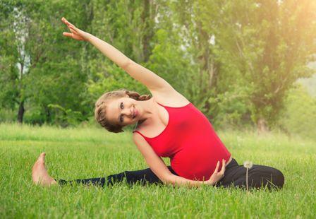 יוגה להיריון והכנה ללידה בשיטת התחנות