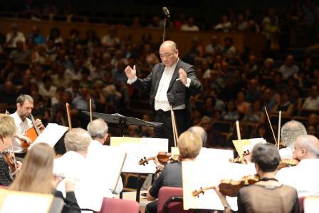 התזמורת הסימפונית חיפה פותחת את עונת 2014-15