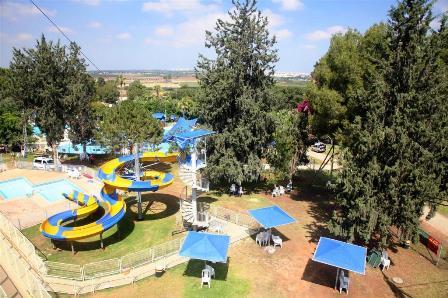 פארק נחשונית - בילוי של כייף לכל בני המשפחה