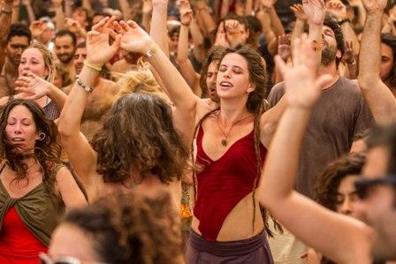 פסטיבל זורבה הבודהה סוכות 2014