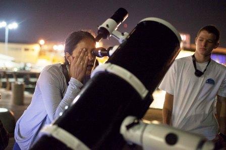 שבוע החלל העולמי בישראל