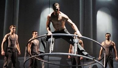 Cirque Eloize - לראשונה על במת משכן אמנויות הבמה תל אביב