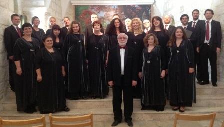 המקהלה הקאמרית הירושלמית