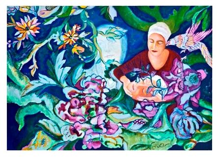 תערוכה חדשה לאמנית, נורה סטאנצ'יו, במוזיאון לאמנות ישראלית רמת גן