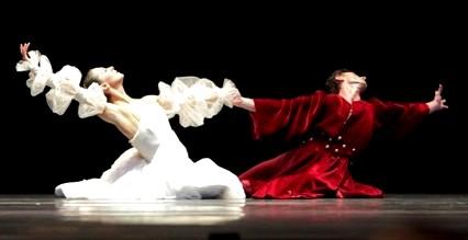 בלט האופרה של מינכן במופע