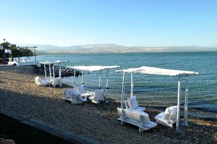 חוף גרין - שמורת אירועים מפנקת על שפת הכינרת