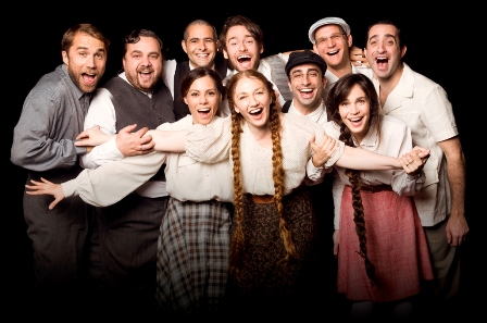 חגיגת התיאטרון הישראלי יוצאת לדרכה