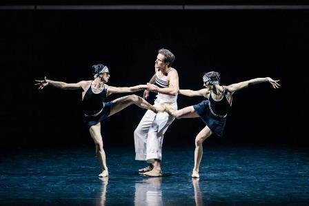בלט בוריס אייפמן חוזר לישראל עם שתי יצירות