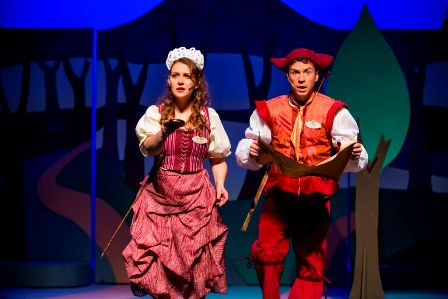הצגה משובחת בתיאטרון אורנה פורת: