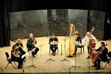 הפסטיבל הבינלאומי ה-18 למוזיקה קאמרית ירושלים