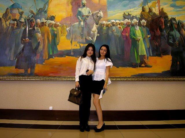 Astana  - ��� ����� ������� �� ������