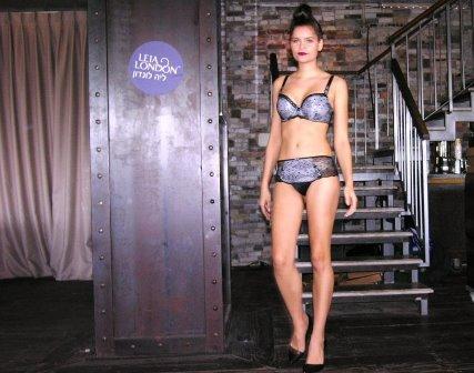ליה לונדון - אינטימיות מתחת לבגדים
