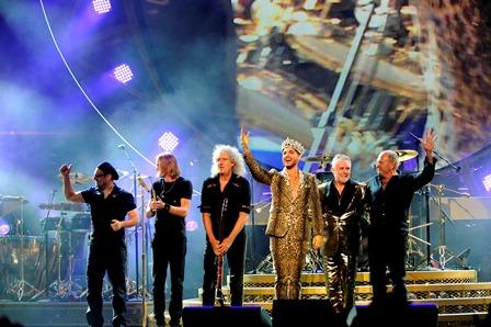 להקת QUEEN ואדם למברט יגיעו להופעה אחת בישראל