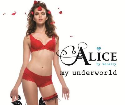 Alice, My Underworld מפנקת בחג האהבה