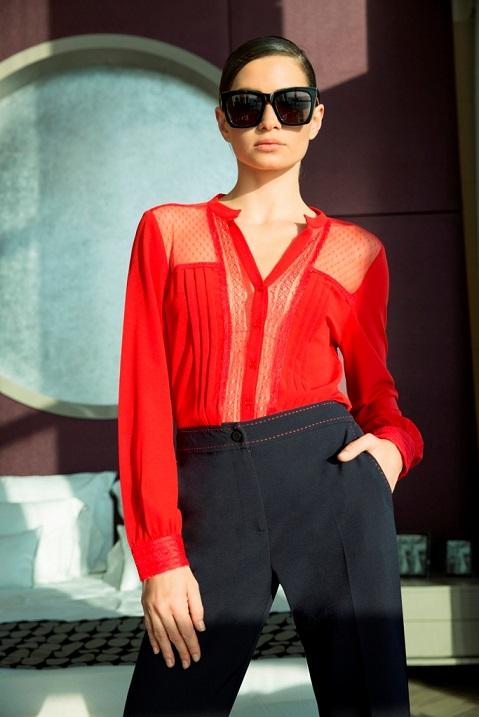 קולקציית קיץ מרהיבה לרשת האופנה
