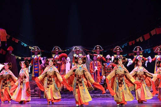 חגיגה רב תרבותית בפסטיבל