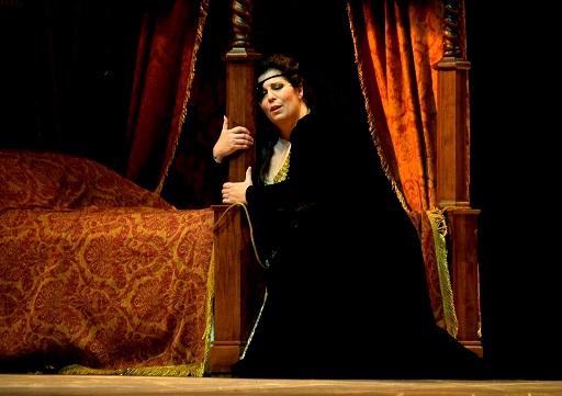 'דון קרלו' מאת ג'וזפה ורדי, באופרה הישראלית, מנצח דניאל אורן