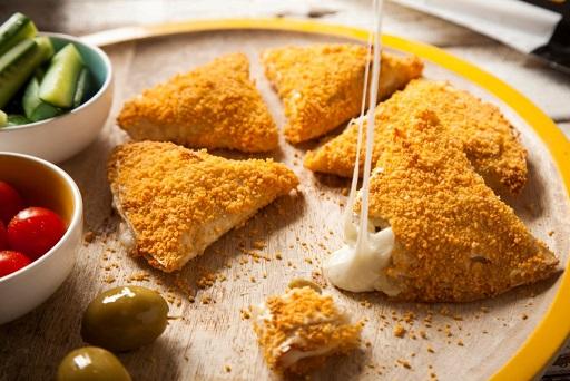 מותג מאסטר שף מציע מתכון להכנת משולשי טורטייה אפויה