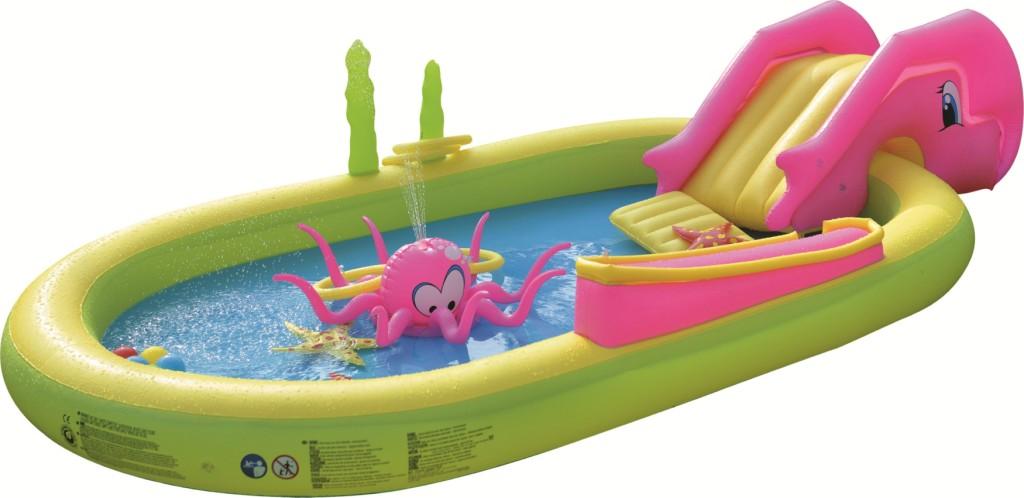 בריכות שחייה לחצר של רשת ToysRus